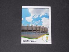 9 ESTADIO MINEIRÃO BELO HORIZONTE P2 PANINI FOOTBALL FIFA WORLD CUP 2014 BRASIL