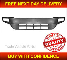 FIAT PUNTO EVO 2010- FRONT BUMPER GRILLE NO FOG LAMP HOLES INSURANCE APPROVED