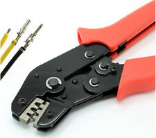 4.2mm connector plug terminal hand clamp Crimping Tool pliers for gold crimp pin