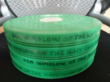 16mm 4X800 DON WINSLOW OF THE NAVY serial. Chapters 2 4 8 and 11. 1942 classic.
