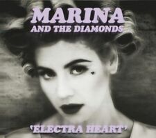 Electra Heart by Marina and the Diamonds (CD, Jun-2012, Warner Music)