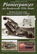 5008 Pionierpanzer der Bundeswehr 1956 - heute, Tankograd, NEU &