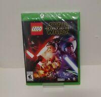 LEGO Star Wars The Force Awakens (Microsoft Xbox One, 2016) BRAND NEW SEALED XB1