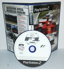 FORMULA 1 20O1 F1 - Ps2 Playstation Play Station 2 Gioco Game
