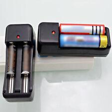 4.2V Universal Dual Ladegerät für18650 16340 26650 Wiederaufladbar EU Plug·