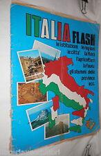 ALBUM FIGURINE ITALIA FLASH 1983 Mancano 94 figurine Collezionismo Ragazzi di e