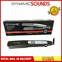 Dynamic DS-6004 Ceramic ION Pro Hair Style Straightener Multi Voltage 110v 240v
