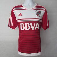 2016-2017 River Plate Away Football Shirt, CARP, Adidas, Futbol Camiseta, BNWT