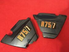 BMW R 75/7 Bj.1977 - ORIGINAL BMW - Side panels side cover RIGHT AND LEFT