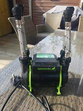 Salamander CT50 Xtra 1.5Bar Contract Twin Shower Pump - Black