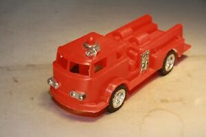 1960s American LaFrance Fire Truck Made in USA