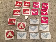 Quiksilver Roxy Airwalk Temporary Fake Tattoo Collection - VINTAGE - Lot of 18