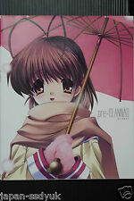 JAPAN Clannad:pre-CLANNAD Key Official ArtBook w/CD-ROM OOP