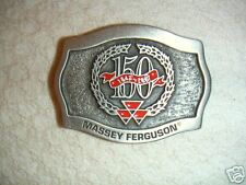 Massey Ferguson 150th  Anniversary  Belt Buckle