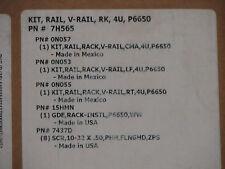 New Dell 7H565 P6650 Rail Kit