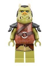 10 PCS Set Lot Gamorrean guard Figures Jabba Palace Star Wars Blocks Bricks Toys