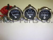 Temperature Oil Pressure Amp Gauge Set for Case VA VAH VAI VAO V VC VI VO 200B