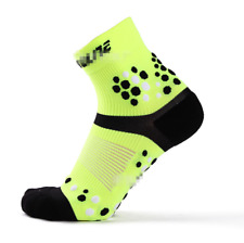 Men/Women Wicking Socks Sports Running Cycling Crew Cotton Casual Ankel Socks