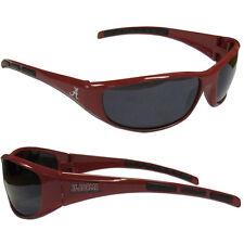 Alabama Crimson Tide Sunglasses wrap style UV 400 Protection