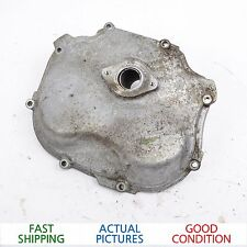 2007 - 2008 AUDI A8 D3 LEFT SIDE CYLINDER HEAD TIMING CHAIN COVER - OEM