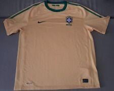 maglia brasile nike dri fit XL