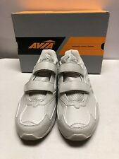 Avia Mens 9 Athletic Sneakers Running Walking Grey Shoes A340MS