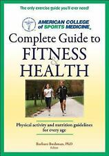 ACSM's Complete Guide to Fitness and Health by American College of Sports...