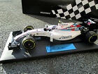 1/18 Williams Martini Racing Mercedes FW38 #77 V.Bottas'16 MINICHAMPS 117 160077