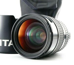Ex+5 PENTAX FA 645 80-160mm f/4.5 AF Zoom Lens w/Hood for 645 N NII from JAPAN