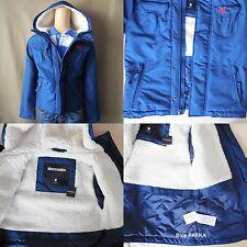 ABERCROMBIE KIDS BOY jacket SIZE S M L XL NWT blue Green RED gray HOODIE zip NEW
