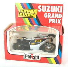 Vintage Polistil (Italy) 1:15 Suzuki Grand Prix Motorcycle MS624 *NMIB*