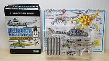 1/144 F-Toys Heliborne 1 MIL-24 HIND Czech Army Helicopter model MIB