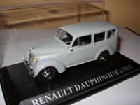 VA17F voiture 1/43 altaya IXO renault Dauphinoise 1955