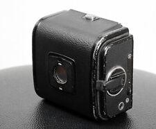 Nice Hasselblad black A12 12 exposure 120 roll film magazine