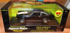 1/18 1972 Chevrolet Vega GT Black sealed ERTL American Muscle 1 of 5000 72 Chevy