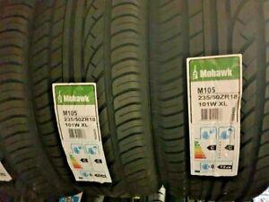 Brand New Car Tyres Mohawk by Hankook SUV/4X4 235/50/18 235 50 ZR18 235 50 18