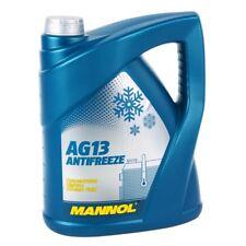 RADIATORE ANTIGELO VERDE 1x 5 LITRI MANNOL high-tech ag13 -40 ° antifreeze