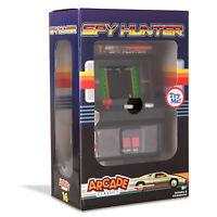 Spy Hunter Retro Mini Arcade Game - Arcade Classics New FREE shipping