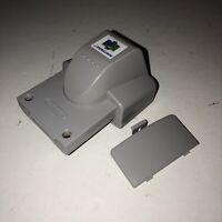 TESTED Nintendo 64 N64 Video Game Controller RUMBLE PAK Tremor Shaker Jolt OEM