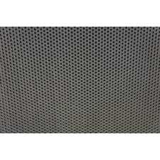 Zoro Select Pl063125r188s 48x32 White Polypropylene Perforated Sheet 32 L X