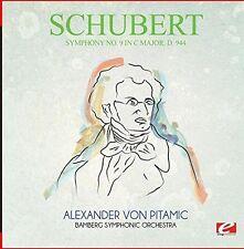 Schubert - Symphony No. 9 in C Major D.944 [New CD] Manufactured On Demand, Rmst