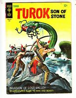 "Turok, Son of Stone 58 VG+ (4.5) 7/67 ""Invasion of Lost Valley!"""
