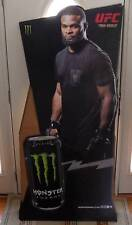 "UFC Tyron Woodley ""The Chosen One""  Life Size Standee  70"" x 33"""
