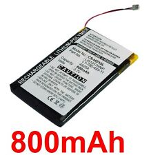 Batterie 800mAh type PMPSYHD1 Pour SONY NW-HD1 MP3 Player