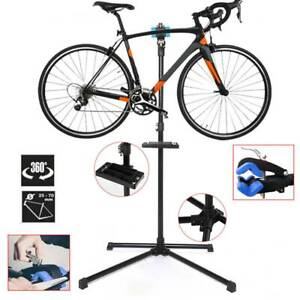 Heavy Duty Bicycle Workstand Adjustable Bike Cycle Repair Stand Home Tool