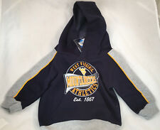 WV West Virginia Athletics Mountaineers Sweatshirt For 12 Month Year Olds New
