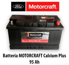 BATTERIA AUTO ORIGINALE FORD MOTORCRAFT 12V 95AH 780A FOCUS GALAXY C MAX MONDEO