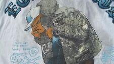 Marc ECKO Uncommon HIP HOP Style T-Shirt XL Rap music Tupac Biggie Dr Dre