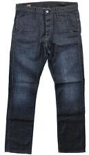 G-Star Raw Jeans 'ASTRO SLACKS STRAIGHT' DARK COATED W34 L34 EUC RRP $289 Mens