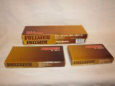 Vollmer 8013 + 8011 + 8009 Oberleitung Spur N  in OVP  (8)